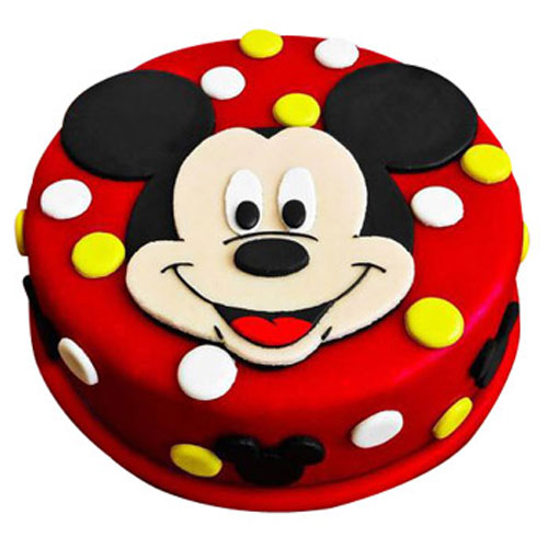 lovely-mickey-mouse-cake