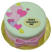 Teachers Day Cake