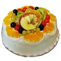 Juicy Fruit Cake