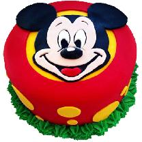 Mickey Mouse Designer Cake