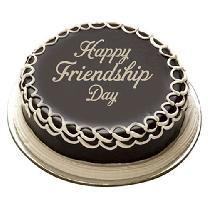 Yummy Friendship Day Cake