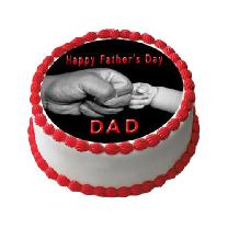 Father Day Best Dad Cake