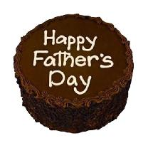Father Day Choco Dad Cake