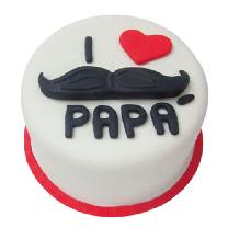 Lovely Cake For Fathers